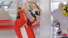 Vettel - GP Gran Bretagna 2018