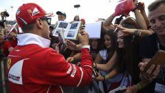 Vettel - GP Ungheria, F1 2017