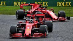 Vettel e Leclerc, la frustrazione Ferrari dopo il disastroso GP Belgio - Immagine: 2