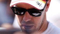 Vettel - qualifiche F1 2017 GP Monaco