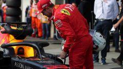 Vettel sorpreso dalla velocità Red Bull in rettilineo - Immagine: 1