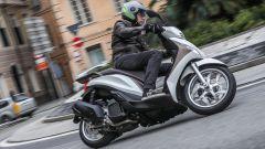 Vi ricordiamo che andare in moto o scooter in questo periodo è un rischio da evitare