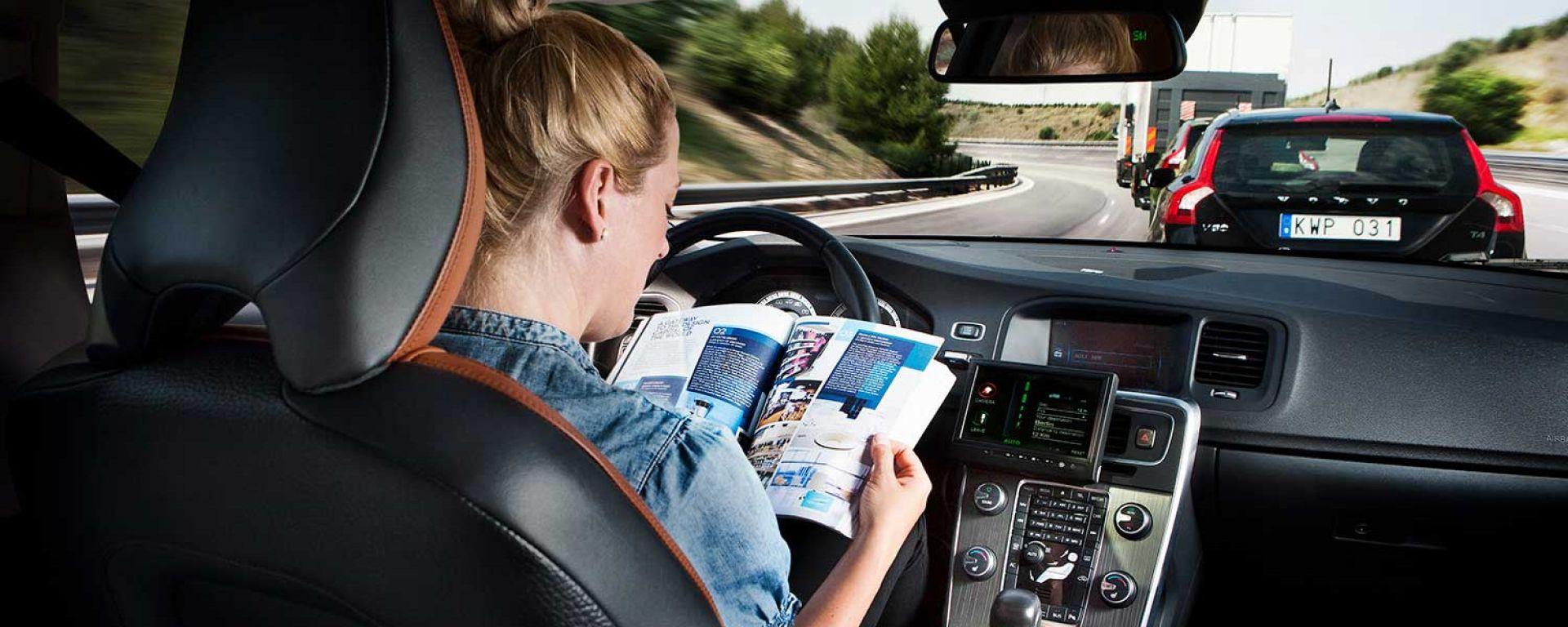 Via libera alla sperimentazione della guida autonoma in territorio italiano