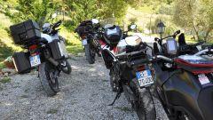 Viaggio con la Honda CRF1000L Africa Twin