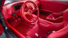 Vicious Mustang: gli interni