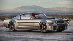Vicious Mustang: il 3/4 anteriore