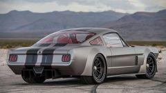 Vicious Mustang: il 3/4 posteriore