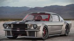 Vicious Mustang: il frontale