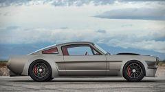 Vicious Mustang: vista laterale