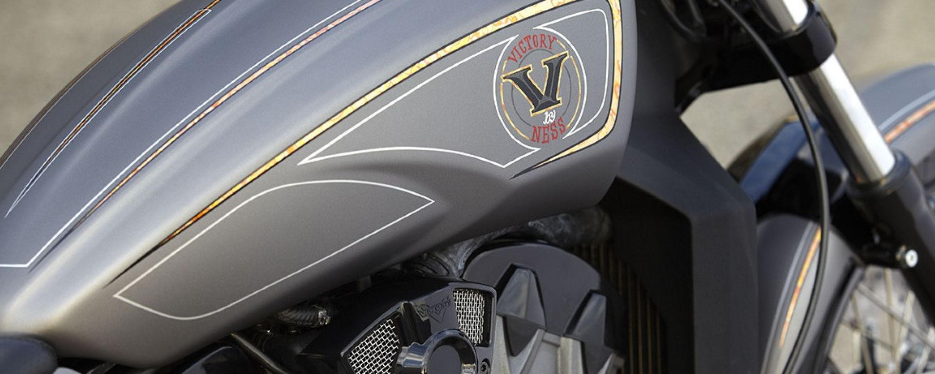 Victory Combustion e Ignition Concept