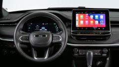 """""""Hey, Jeep!"""". Al volante di Compass 2021: il video test drive - Immagine: 8"""