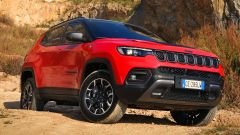 """""""Hey, Jeep!"""". Al volante di Compass 2021: il video test drive - Immagine: 16"""