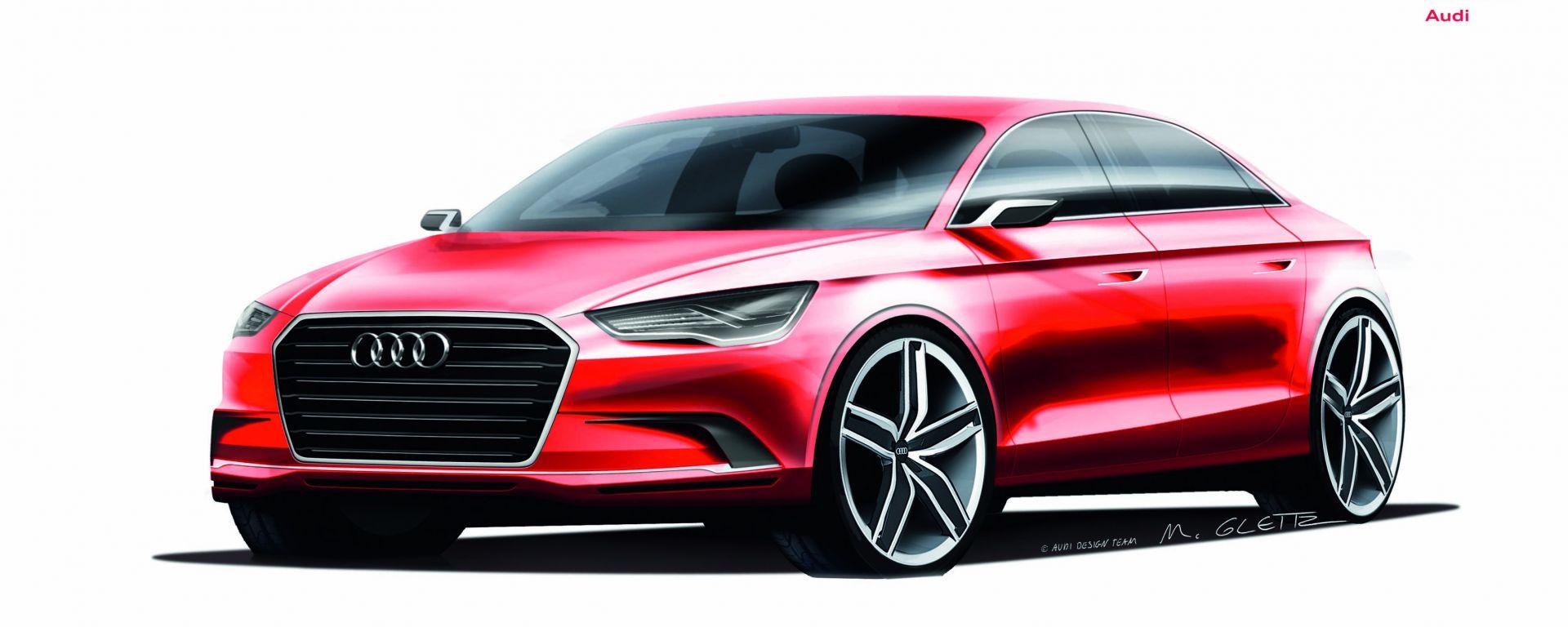 Video Audi A3 Concept