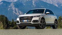 Audi Q5 plug-in hybrid 2020: pregi e difetti. La prova in video - Immagine: 6