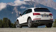 Audi Q5 plug-in hybrid 2020: pregi e difetti. La prova in video - Immagine: 4