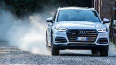 Audi Q5 plug-in hybrid 2020: pregi e difetti. La prova in video - Immagine: 1