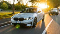 BMW 320d Touring vs Audi A4 Avant 40 TDI quattro in video - Immagine: 1