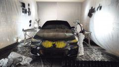 Dalla BMW X6 2020 alla BMX VBX6: come si applica il Vantablack VBx2