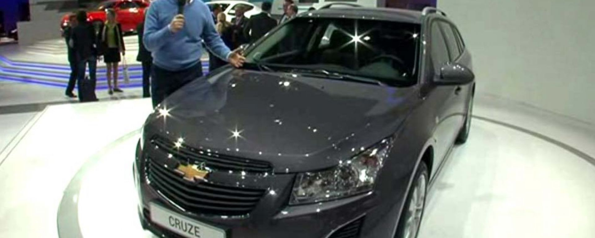 Salone di Ginevra 2012: Chevrolet