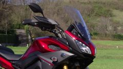 Video: Crossrunner vs MT-09 Tracer vs Tiger XRx  - Immagine: 9