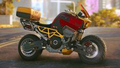 Le moto di Keanu Reeves entrano nel mondo virtuale di Cyberpunk 2077 - Immagine: 4
