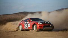 Video: drifting selvaggio sullo sterrato con la Nissan 370Z Rally - Immagine: 9