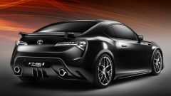 Video Toyota FT-86 II concept - Immagine: 4