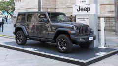 Video: il SUV Wrangler 4xe plug-in e le altre novità Jeep a MIMO 2021