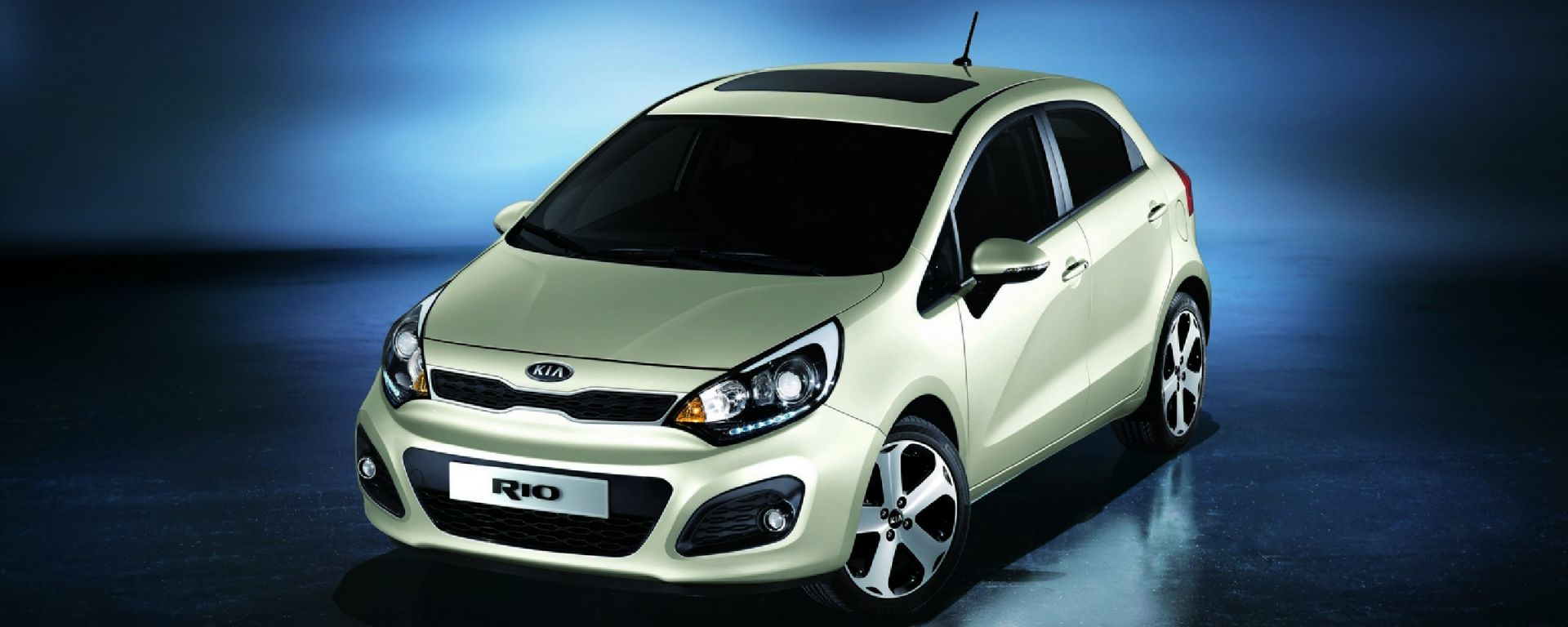 Video Kia Rio 2012