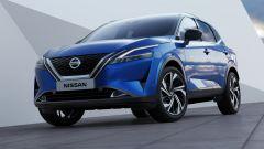 Nuova Nissan Qashqai 2021, primo contatto in video