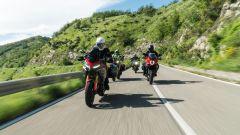 Sfida Crossover: Tracer GT, Multistrada 950, F 900 XR o Turismo Veloce? Video - Immagine: 3