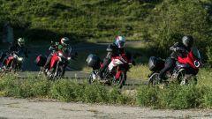 Sfida Crossover: Tracer GT, Multistrada 950, F 900 XR o Turismo Veloce? Video - Immagine: 1