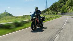 Sfida Crossover: Tracer GT, Multistrada 950, F 900 XR o Turismo Veloce? Video - Immagine: 7