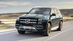 Nuova Mercedes GLS 400d 4MATIC, la prova su strada in video - Immagine: 1