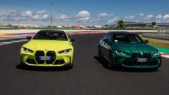 BMW M3 e M4 Competition, che effetto fa il giro di pista? Prova video - Immagine: 3