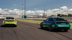 BMW M3 e M4 Competition, che effetto fa il giro di pista? Prova video - Immagine: 4