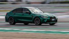 BMW M3 e M4 Competition, che effetto fa il giro di pista? Prova video - Immagine: 5