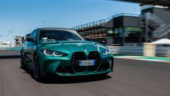BMW M3 e M4 Competition, che effetto fa il giro di pista? Prova video - Immagine: 6
