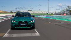 BMW M3 e M4 Competition, che effetto fa il giro di pista? Prova video - Immagine: 7