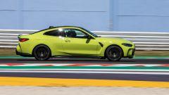 BMW M3 e M4 Competition, che effetto fa il giro di pista? Prova video - Immagine: 10