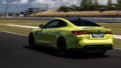 BMW M3 e M4 Competition, che effetto fa il giro di pista? Prova video - Immagine: 11