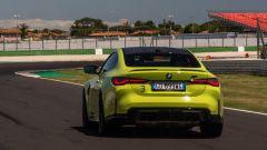 BMW M3 e M4 Competition, che effetto fa il giro di pista? Prova video - Immagine: 12