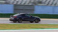 BMW M3 e M4 Competition, che effetto fa il giro di pista? Prova video - Immagine: 14
