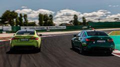 BMW M3 e M4 Competition, che effetto fa il giro di pista? Prova video - Immagine: 15