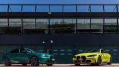 BMW M3 e M4 Competition, che effetto fa il giro di pista? Prova video - Immagine: 16