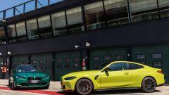 BMW M3 e M4 Competition, che effetto fa il giro di pista? Prova video - Immagine: 17