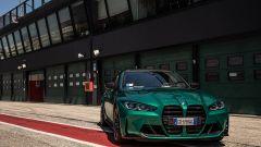 BMW M3 e M4 Competition, che effetto fa il giro di pista? Prova video - Immagine: 19