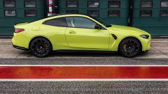 BMW M3 e M4 Competition, che effetto fa il giro di pista? Prova video - Immagine: 24