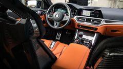 BMW M3 e M4 Competition, che effetto fa il giro di pista? Prova video - Immagine: 32