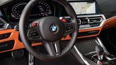 BMW M3 e M4 Competition, che effetto fa il giro di pista? Prova video - Immagine: 33